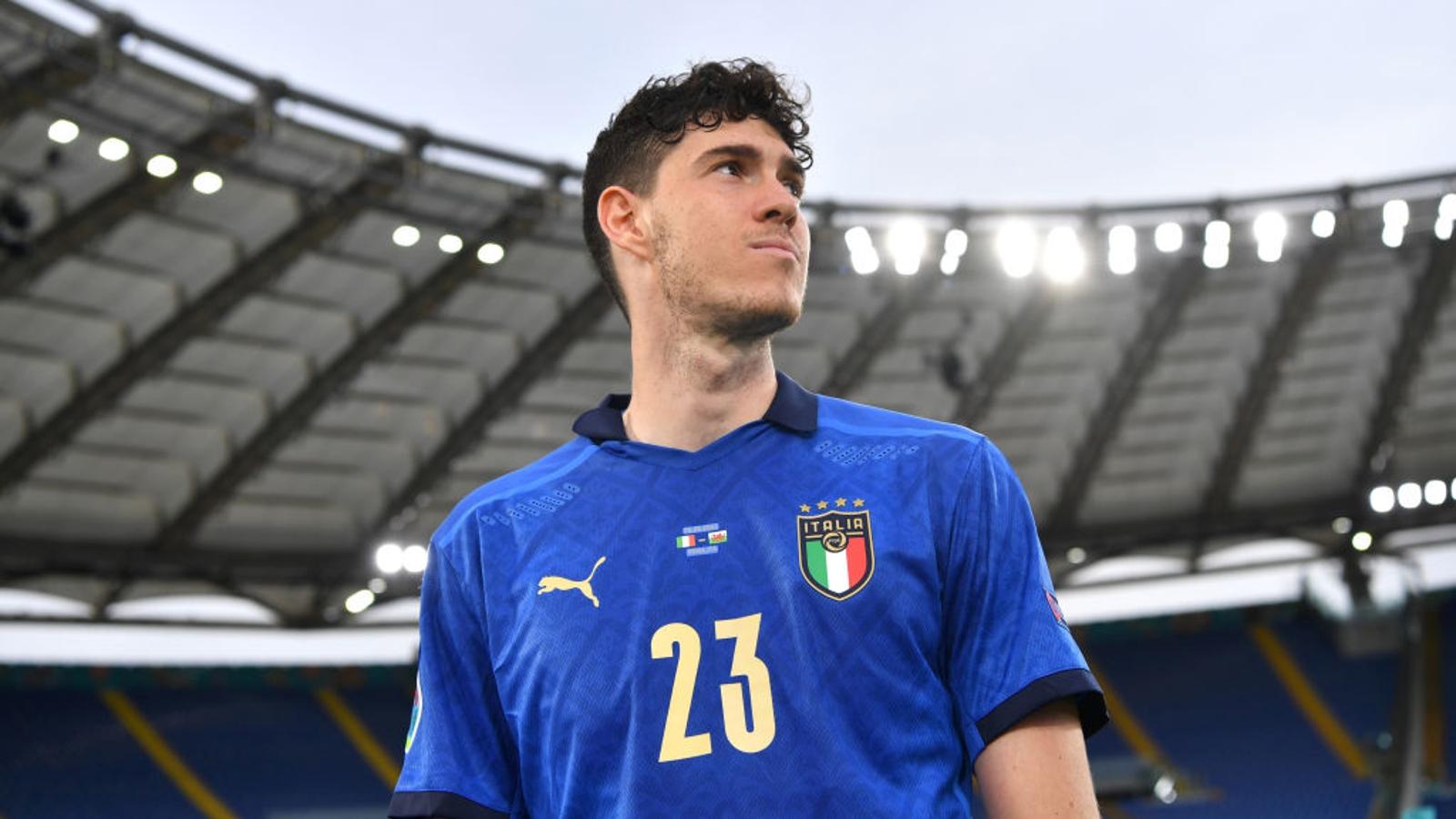 """Bastoni: """"Rubo dall'esperienza di chi ha vinto tanto"""" - Calcio - Rai Sport"""