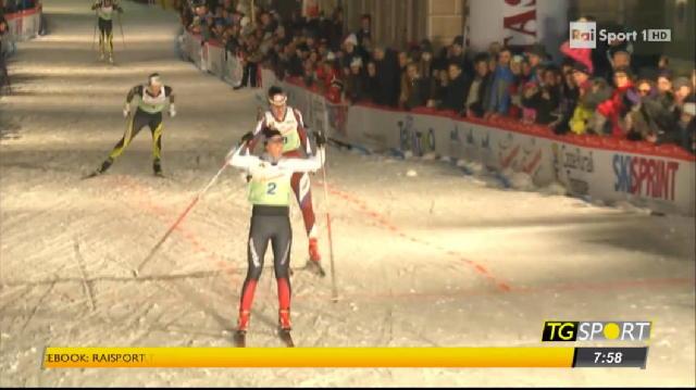 La 13� edizione dello ski sprint a primiero